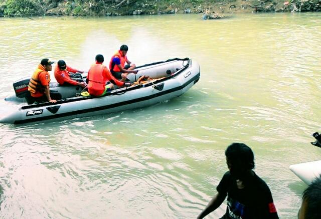 Buru Kapal Asing, Personel Polair Hilang Tenggelam
