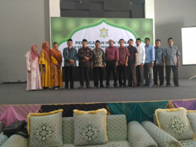 Pengurus Forum Alumni Jeumala Amal Dilantik