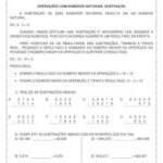 Atividade de matemática: Subtração – 4º ou 5º ano