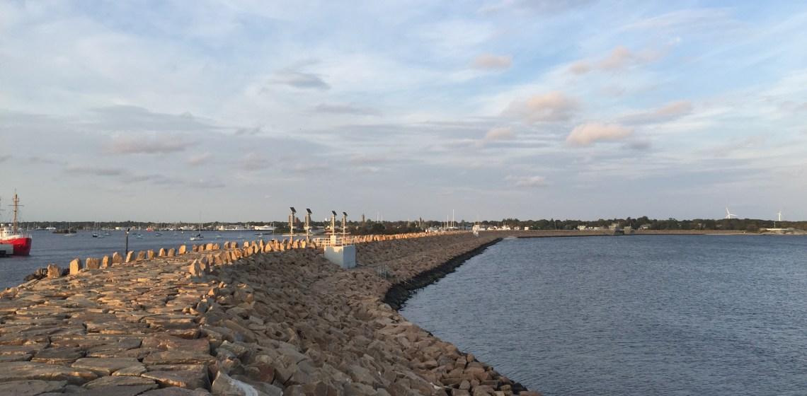 New Bedford Harbor Walk