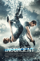 Insurgent is the second movie in the Divergent series