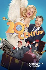 On the 20th Century starring Kristin Chenoweth and Peter Gallagher