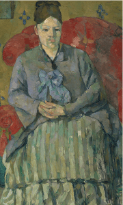 Madame Cezanne Exhibit at the Met ends March 15