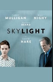 Skylight starring Carey Mulligan and Bill Nighy
