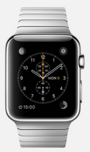 Ready or not the Apple watch is  coming . . .