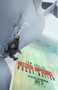 Missioni Impossible - Rogue Nation