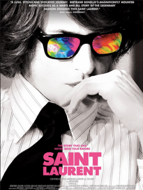 Saint Laurent movie poster