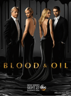 Blood & Oil premiers September 27 on ABC
