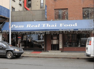 Pam Real Thai in Hell's Kitchen