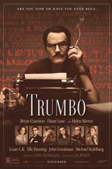 Trumbo with Bryan Cranston and Elle Fanning