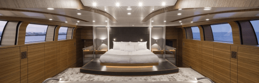 Silver Fast Superyacht - Stateroom