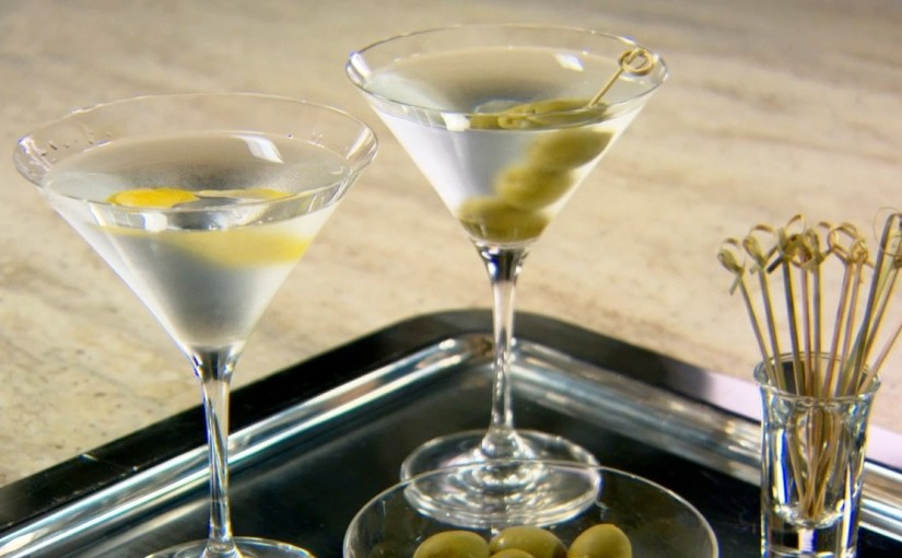 Ode to the Martini