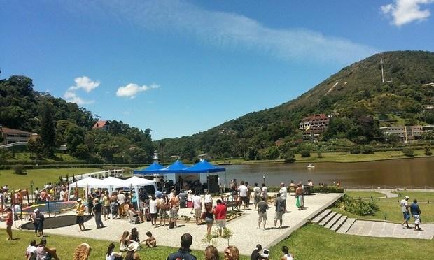 Músicas infantis de Chico e Vinicius de Moraes será a atração deste domingo no Lago do Quitandinha