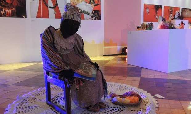 Petrópolis exibe mostra sobre africanidade