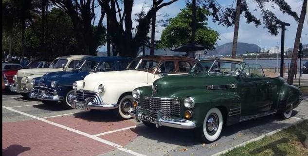 Museu Imperial recebe exposição de carros antigos