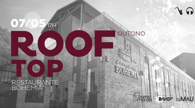 Edição de Outono do Rooftop Bohemia promete atrair centenas de pessoas à Serra do Rio neste mês de maio
