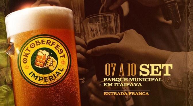 Oktoberfest Imperial promete muitas atrações em Petrópolis