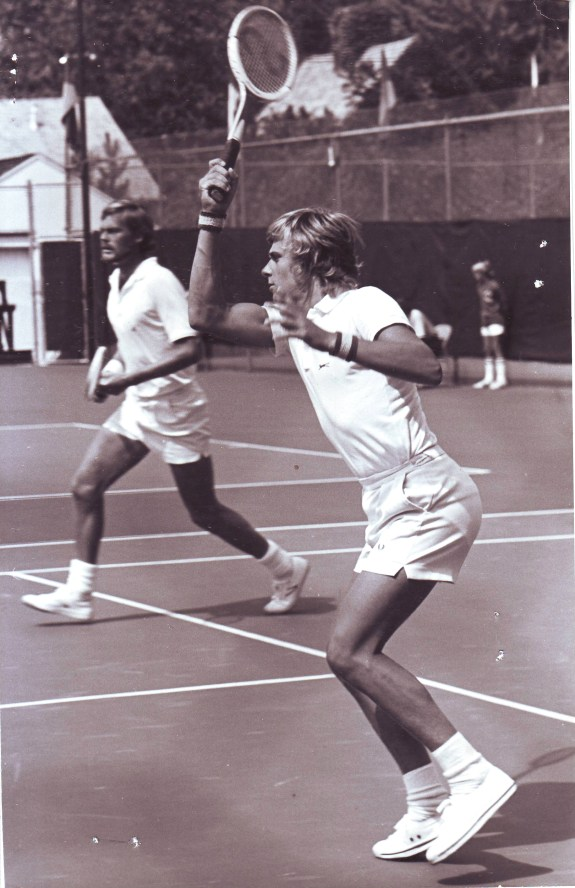 Bjorn Borg Early 1970's