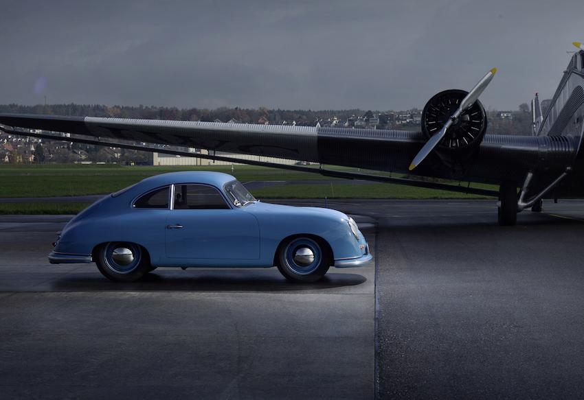 RenéStaud's Ode to the Porsche 356