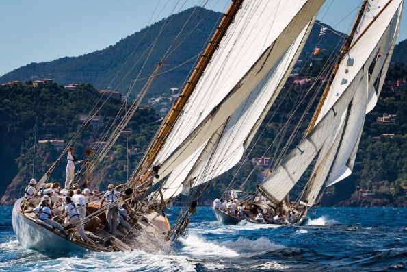 Regates Royales 2013Ph: Panerai/ Guido Cantini / seasee.com