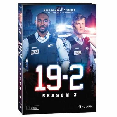 19-2: Season 3 DVD | 2 Reviews | 5 Stars | Acorn | XA6272