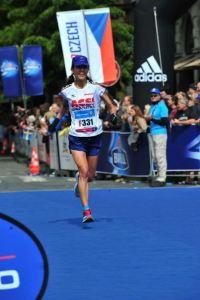 Manuela Piccini_maratona di Praga 2017