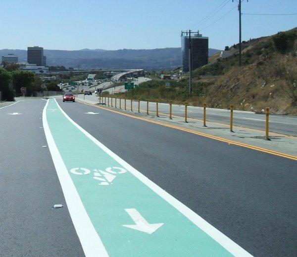 Bike Lane - Transportation Slideshow