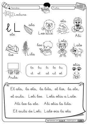 Lectura L