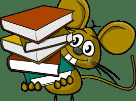 raton biblioteca c