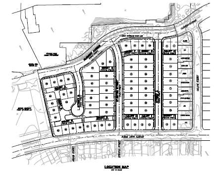 Trident Partners wants to tear down the Chipman warehouse and divide the parcel into 70 lots for 89 housing units, including 38 duet condominiums.