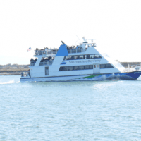 The Alameda Main Street ferry terminal will be closed December 13 and 14. (File photo)