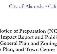 The City of Alameda will hold a public hearing on Alameda Point on January 28th.