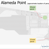 Property valuation appraisals are not required for all of the parcels in a complex land swap deal coming back before Alameda City Council and the Alameda Unified School District, school superintendent Kirsten Vital insists.