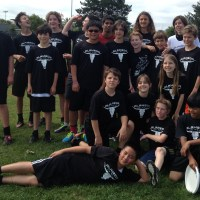 "2014 Alameda Ultimate Middle School Team ""Junior Meat"". (File photo by Marti Cooper)"