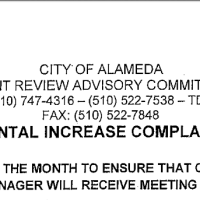 The first results from the Action Alameda News rent increase survey are now available.