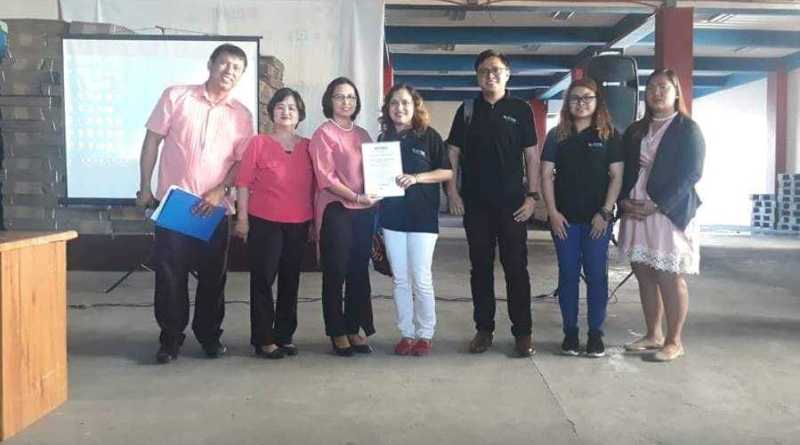 ACTION, INC. receives its Certificate of Accreditation