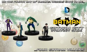 Gotham City Strategy Game
