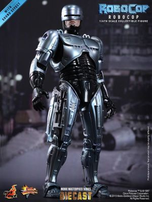 Hot Toys - RoboCop - RoboCop Collectible Figure_PR1