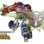 Beast Hunter Optimus Prime Robot