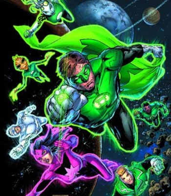 Green Lantern Characters