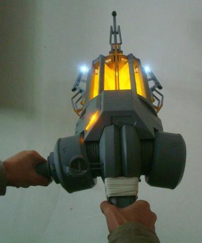 Unpainted Gravity Gun Image