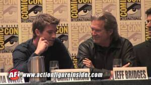 AFI SDCC 2010 Coverage – TRON Press Conference (1 of 3)