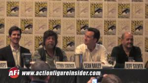 AFI SDCC 2010 Coverage – TRON Press Conference (3 of 3)