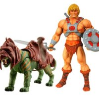 He-Man® and Battle Cat®