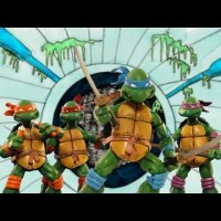 Teenage Mutant Ninja Turtles Stop Motion Intro (1987)