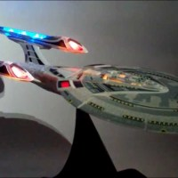 The U.S.S. Enterprise-E from Star Trek: Nemesis is in Stores Now!