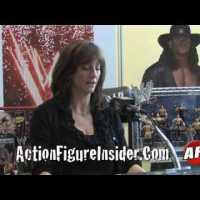 Mattel's Toy Fair 2010 WWE Presentation
