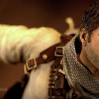 Sideshow Gives Production Peek at their Nathan Drake Premium Format  Figure