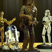 Sideshow Production Peek: Chewbacca Premium Format