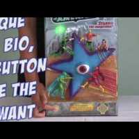Video Demo of Mattel's SDCC Starro Exclusive Package